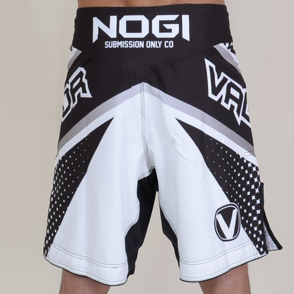 Valor Triumph White NO GI Shorts