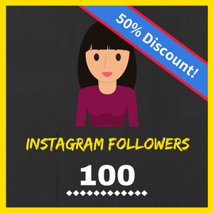 Buy 100 Female Instagram Followers