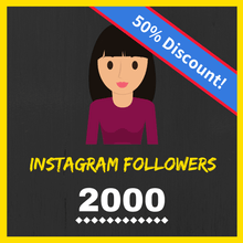 Buy Female Instagram Followers