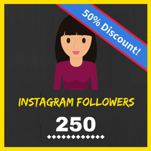 Buy 250 Female Instagram Followers