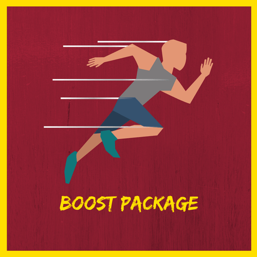 Buy the Boost Instagram Package