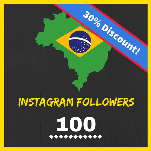 Buy Brazilian Instagram Followers