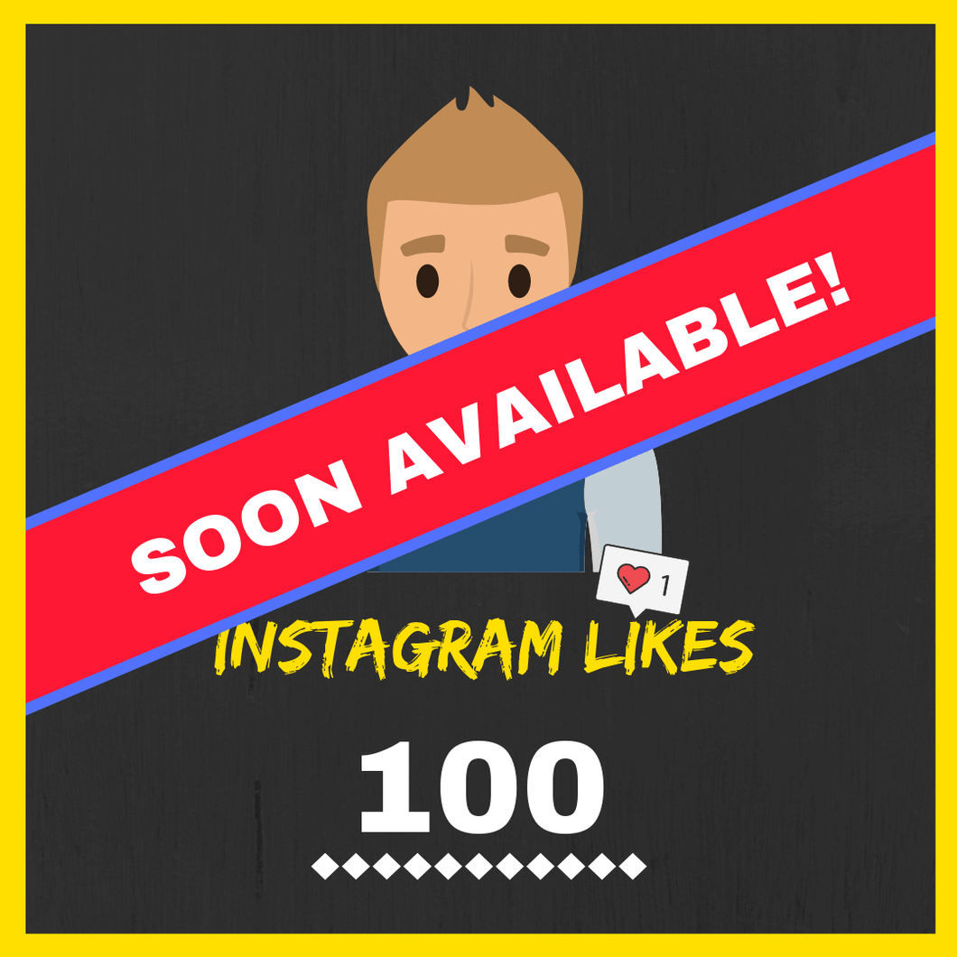 Male Instagram Likes - Soon Available at The Royal Key