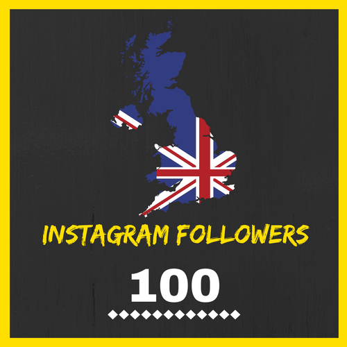 Buy British Instagram Followers