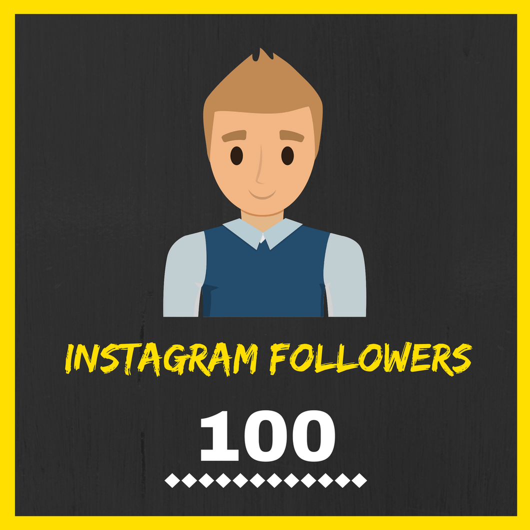 Buy Male Instagram Followers