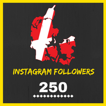 Buy Danish Instagram Followers