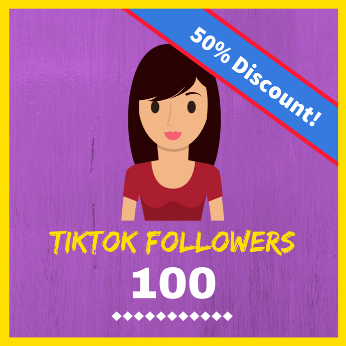 Buy Female TikTok Followers