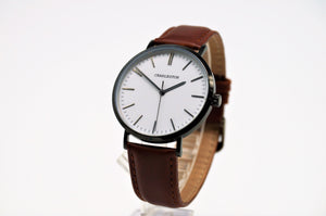 New! Charleston White/Tan Watch Series - Charleston watches, Watch