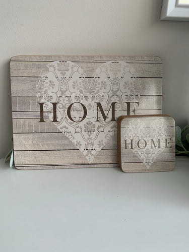 Home Placemats & Coasters