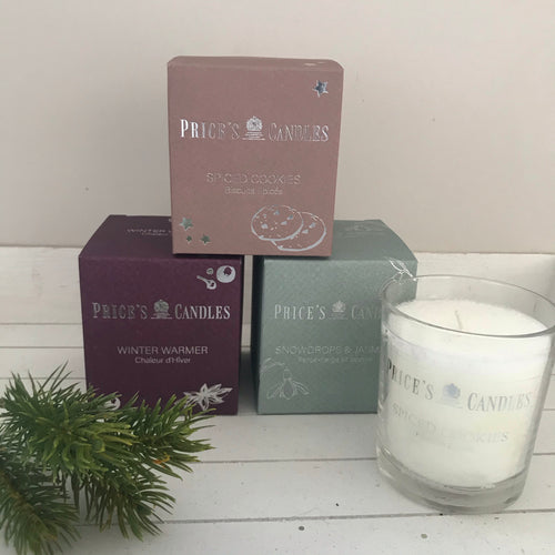 Luxury Winter Scented Candles (Various)