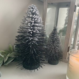 Green Fir Tree Decoration (2 Sizes)