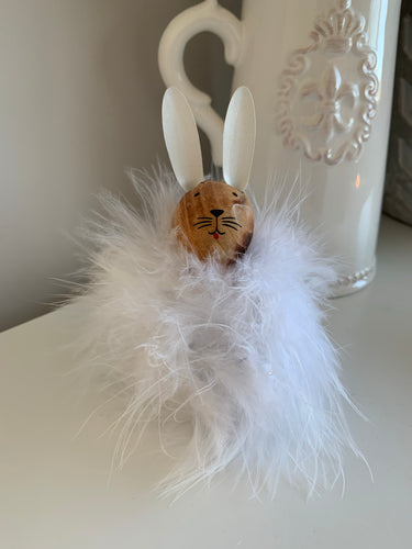 Fluffy Decorative Rabbit
