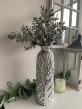 Tall Tree of Life Vase