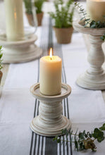 Shabby Chic Candle Stand