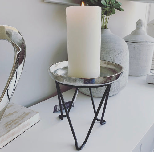 Hairpin Candle Holder