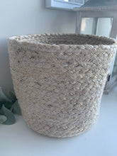 Jute Storage baskets (2 Sizes)