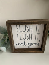 Bathroom Plaques (6 Designs)