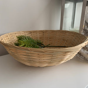 Round Bread Basket 12""