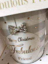 Merry Christmas fabulous friend Mug