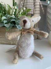 Wool Rabbit