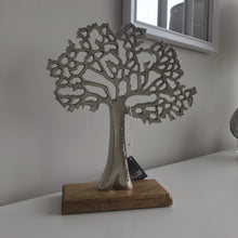 Silver Tree of Life Ornament (Small)