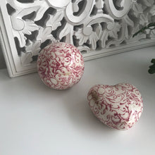 Decorative Vintage Ball or heart