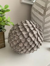 Large Birkwood Pinecone Ornament