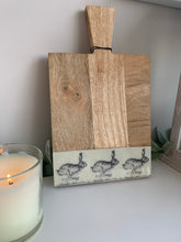 Hare Chopping Board