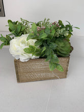 Square Boxed Arrangement