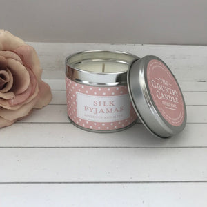 Country Candle Company Scented Candle Tins (Various)