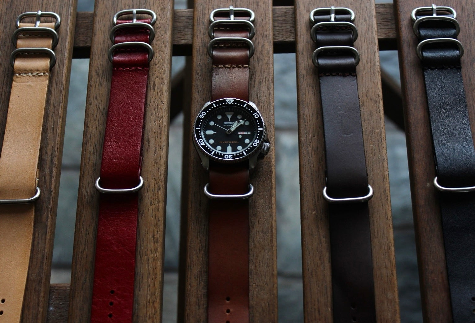 Cow Leather ZULU Strap