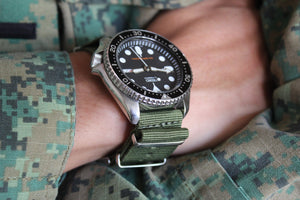 Army Green NATO Strap (N004)