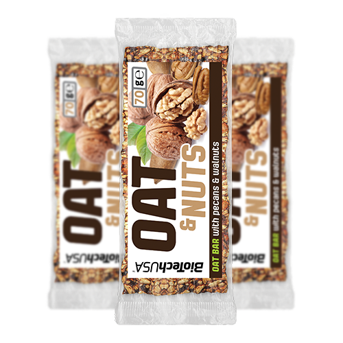 OAT &amp  Nuts – 70g