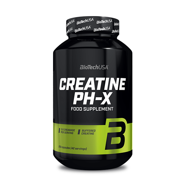 Creatine pH-X - 210 gélules