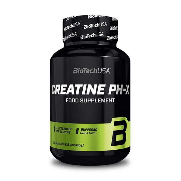 Creatine pH-X - 90 gélules
