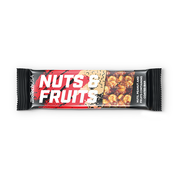 Nuts & Fruits - 40 g