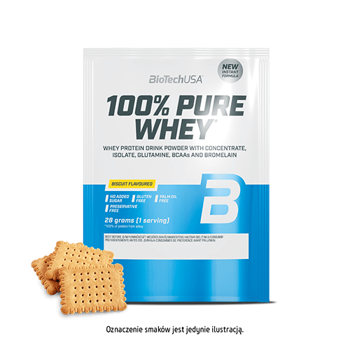 100% Pure Whey Nowy - 28 g