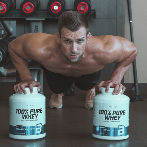 100% Pure Whey Nowy - 454 g