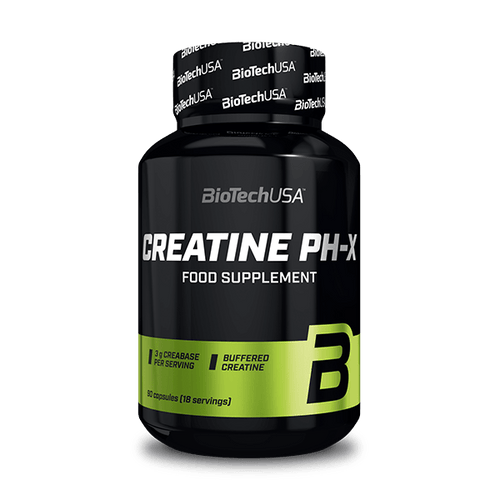 Creatine pH-X - 90 kapsułek
