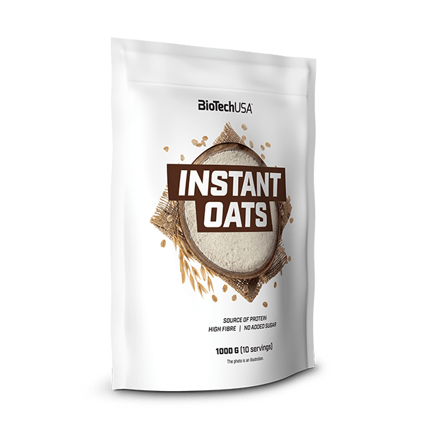 Instant Oats - 1000 g