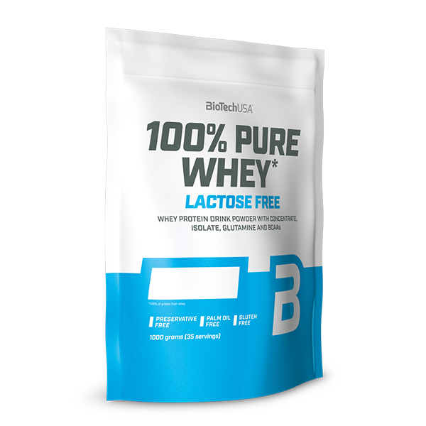 100% Pure Whey, ohne lactose - 1000 g