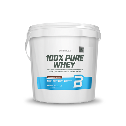100% Pure Whey - 4000 g