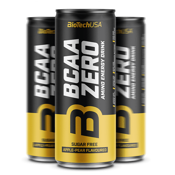 BCAA Zero Amino Energy Drink - 330 ml