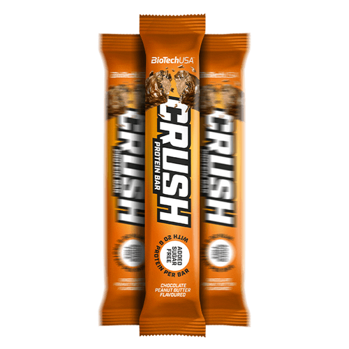 Crush Bar - 64 g - BioTechUSA
