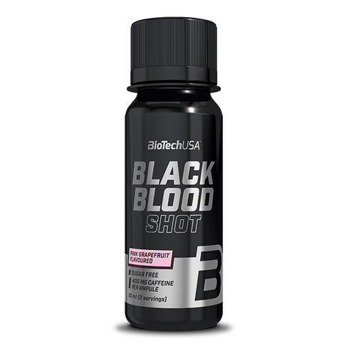 Black Blood Shot – 60 ml Ampulle