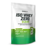 Iso Whey Zero Clear - 454 g Limette - BioTechUSA
