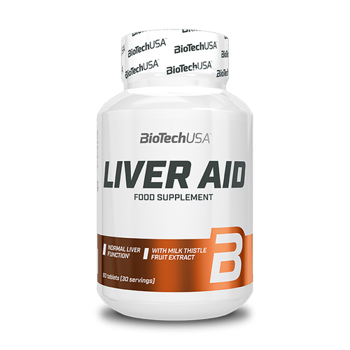 Liver Aid - 60 Tabletten