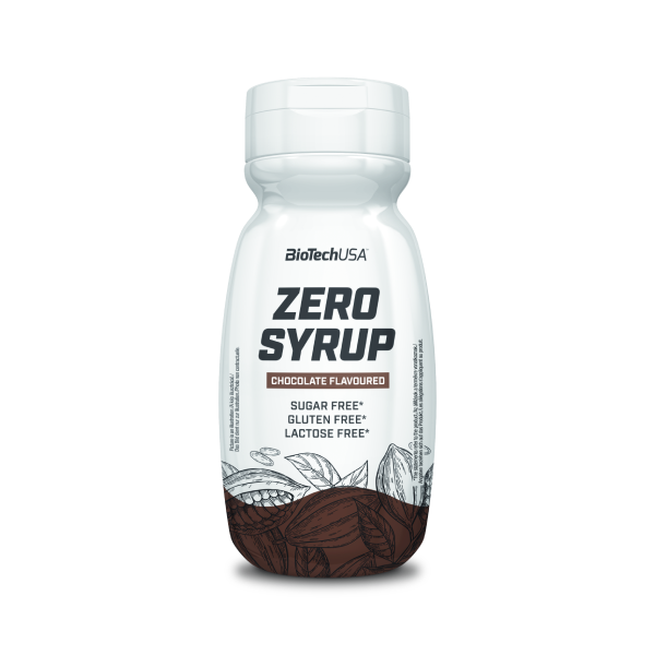 Zero Syrup – 320 ml