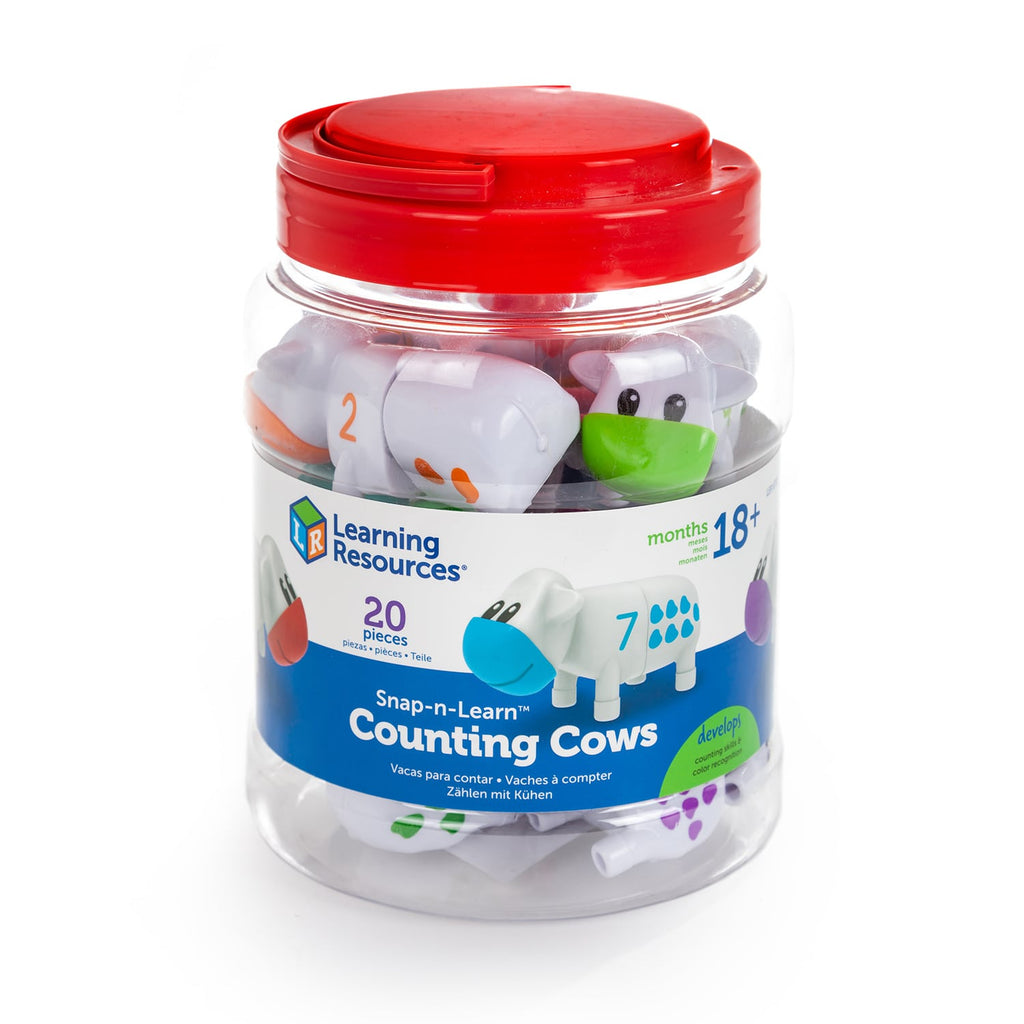 Learning Resources Snap-n-Learn™ Counting Cows