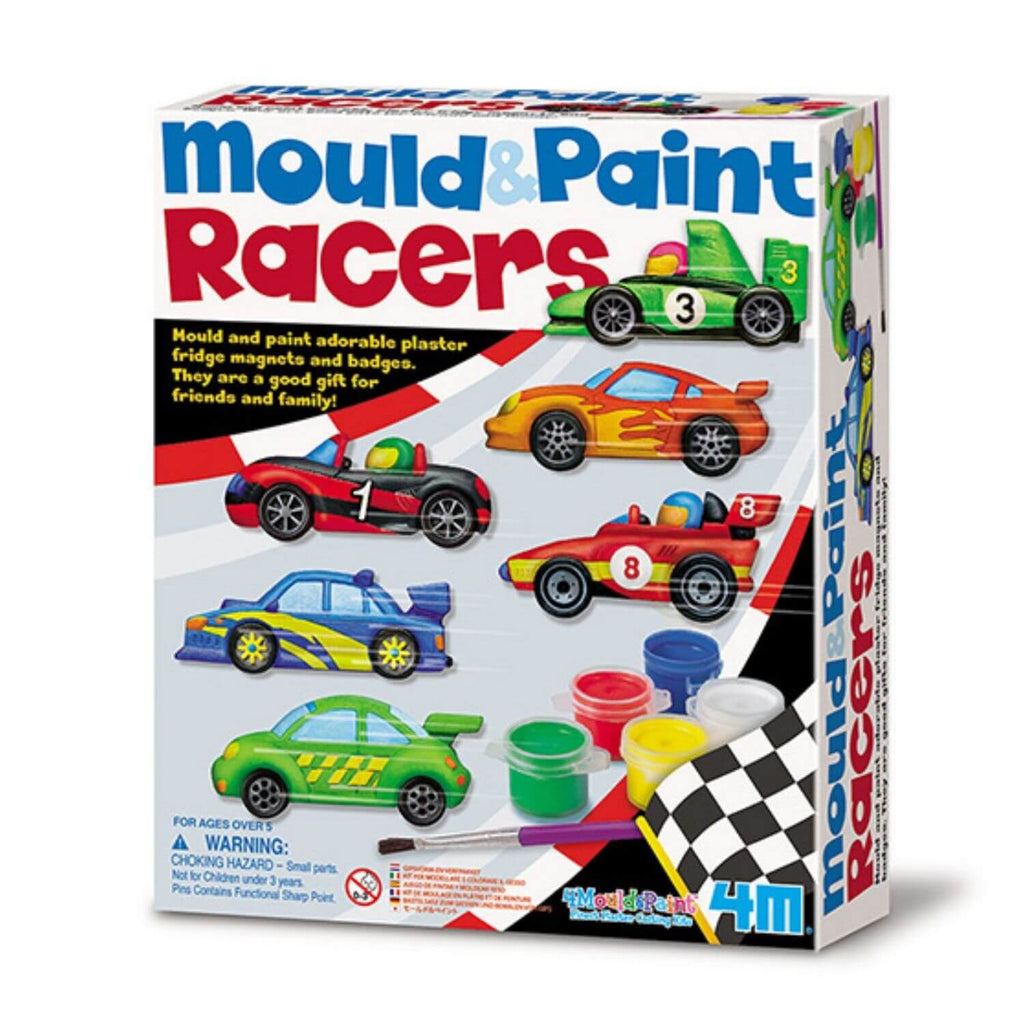 4M Mould and Paint Racer